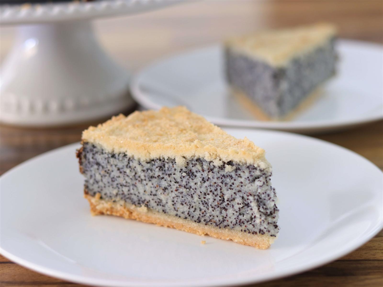 German Poppy Seed Cake Recipe Mohnkuchen