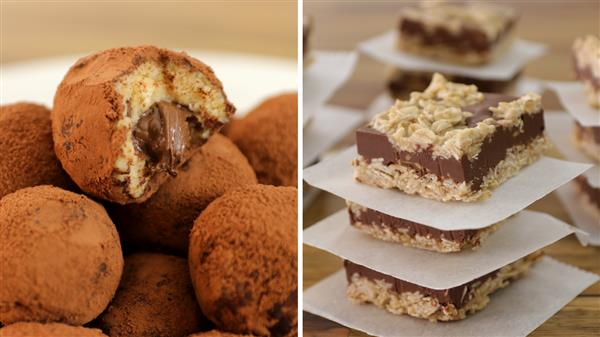 3 Easy No-Bake Dessert Recipes