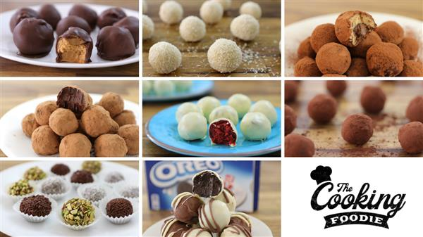 8 Easy Truffle Recipes