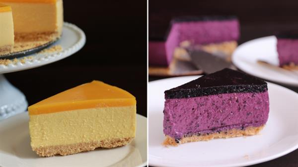 3 Easy No-Bake Cheesecake Recipes