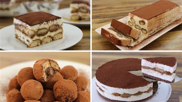 How to Make Tiramisu – 4 Ways
