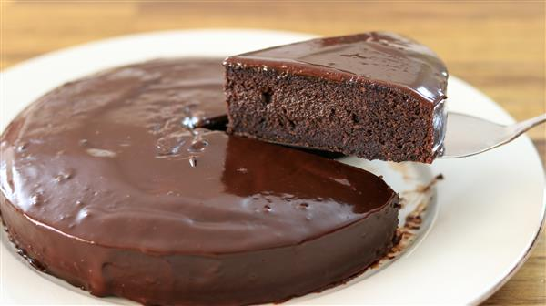 3-Ingredient Chocolate Cake Recipe