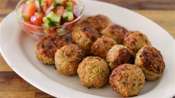 Chicken Oatmeal Meatballs – Easy and Healthy Recipe