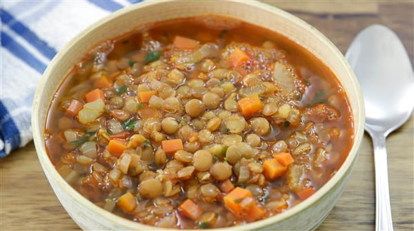 The Best Lentil Soup Recipe