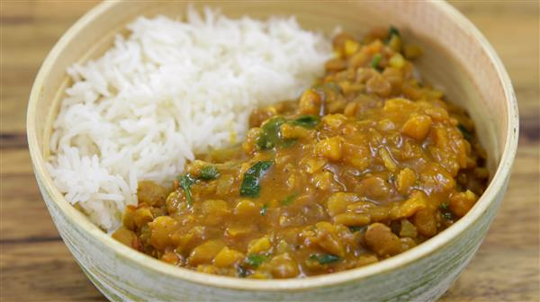Lentil Curry Recipe